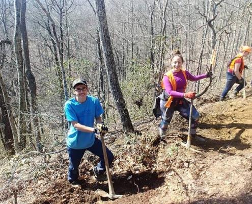 Breakaway Cumberland Trail Alternative Spring Break