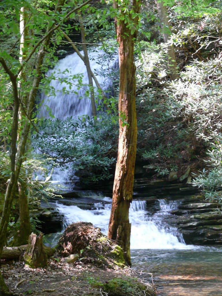Stevenson Branch Falls (Gary Keckley)