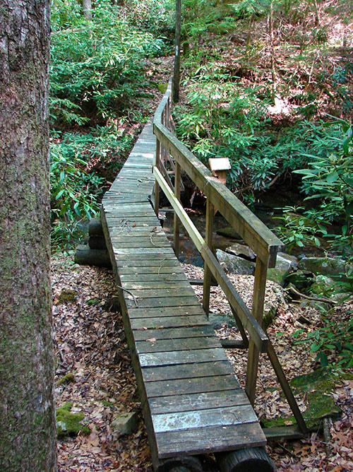 Bridge over Turkey Creek (Mark Stanfill)