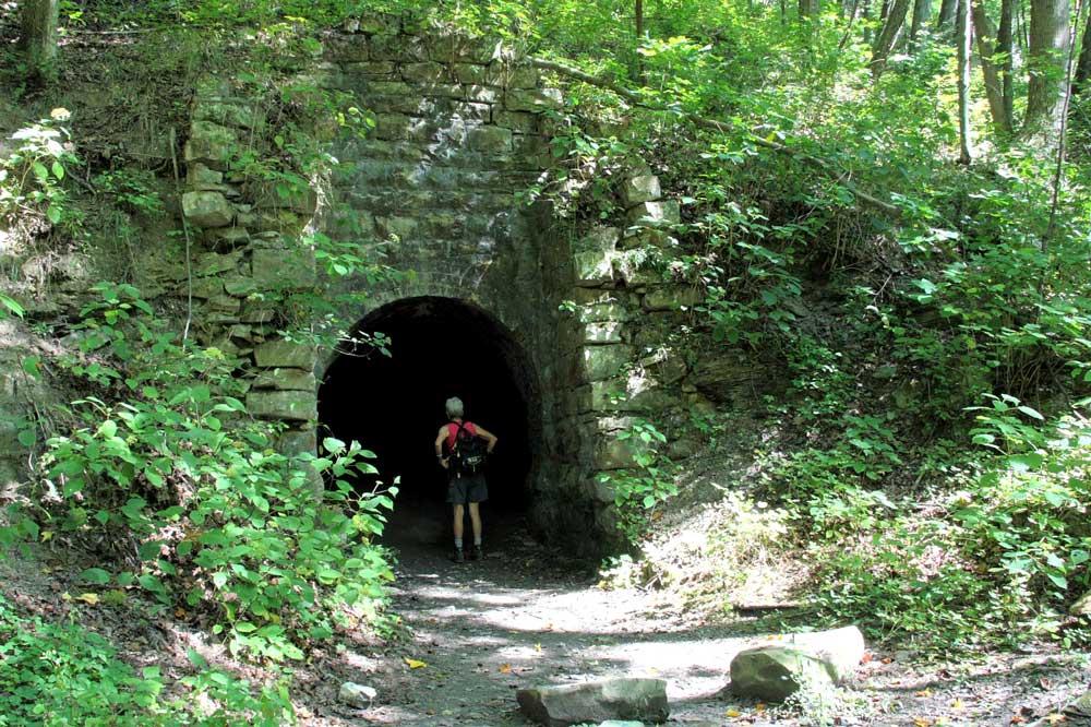 Richland Mine entrance