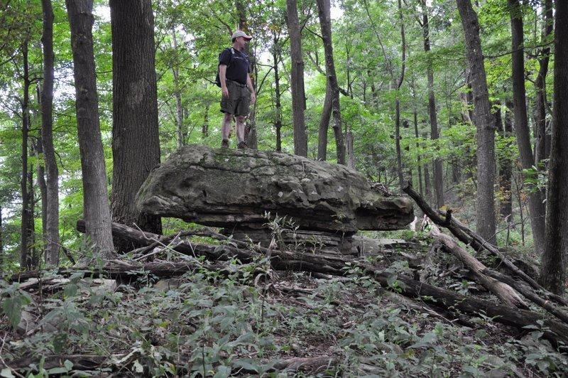 Mushroom Rock (Don Deakins)