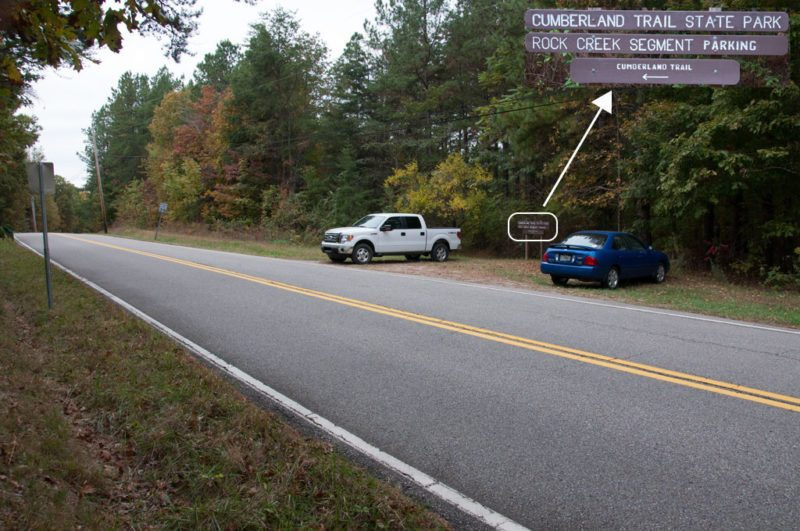 Upper Leggett Road Trailhead Parking (Don Deakins)