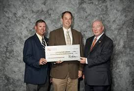 The Cumberland Trail Conference received a $67,400 RTP grant for the Big Soddy Bridge Project