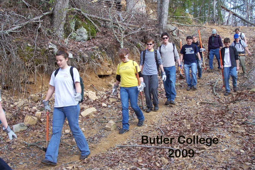 BreakAway 2009 - Butler College