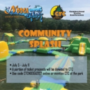 Nooga Splash for CTC
